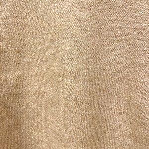 Shimmery Metallic Sweater